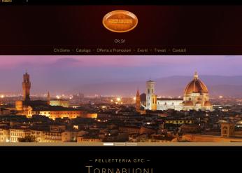 Sito Web Pelletteria