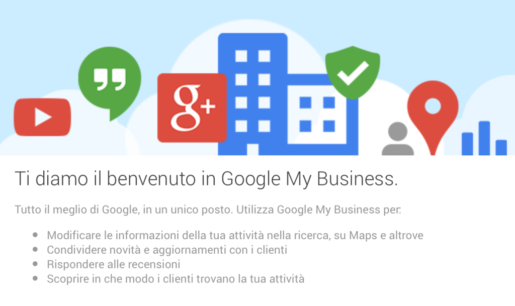 Cosa cambia Google My Business