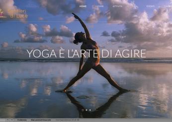 Sito Internet per Centro Olistico Yoga