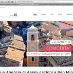 Sito Web UnipolSai - Home