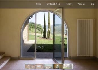 Homepage Sito Comep
